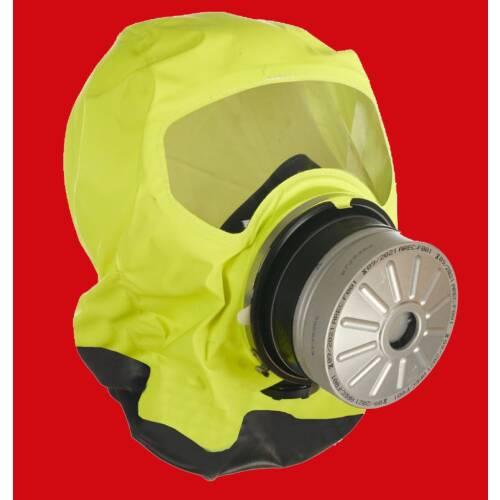 Brandfluchthaube Dräger Parat 7520 Soft Tasche