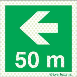 Links 50 Meter